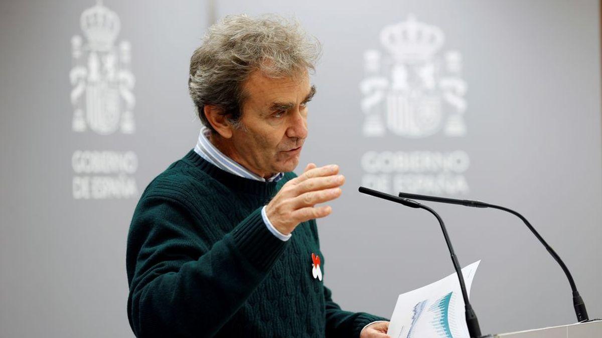 """Simón anuncia para la semana que viene """"el primer borrador con la estrategia de vacunación de la covid"""""""