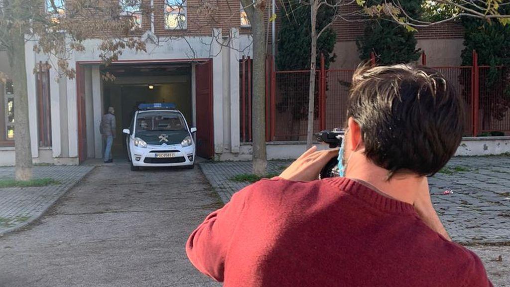 Prisión provisional para el detenido por el homicidio de Velilla de San Antonio