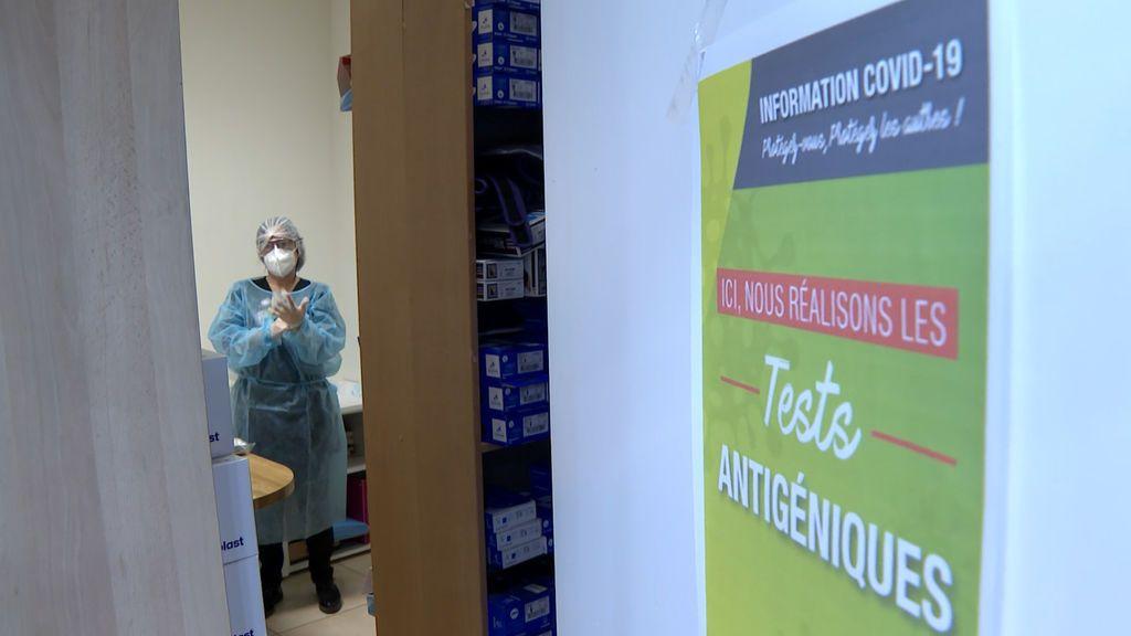 Test de antígenos en farmacias, una realidad en Francia: a 8,40 euros y por farmacéuticos