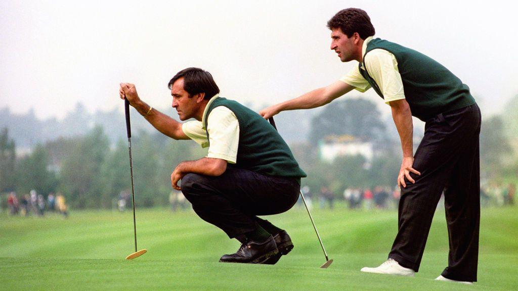 Conoce a los mejores jugadores españoles de golf de la historia