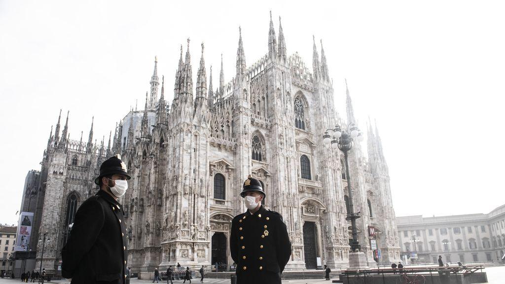 Italia suma otros 36.000 contagios más