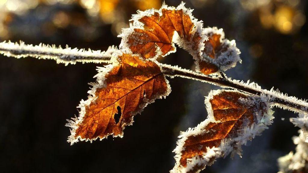 Las temperaturas bajan hasta 8 grados: el tiempo que hará el viernes en España