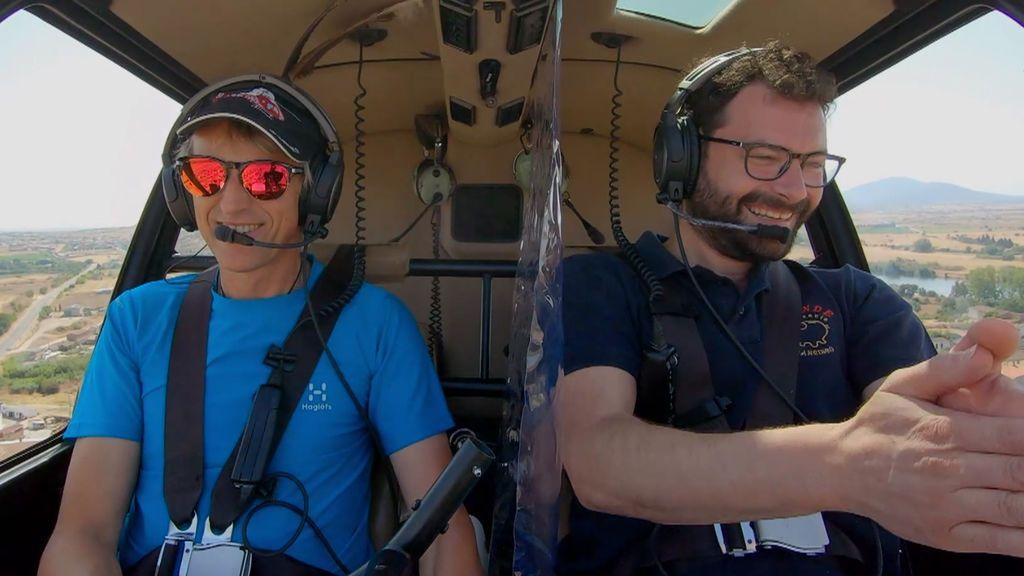 Pueblanueva (Toledo) Volando Voy Temporada 6 Programa 41