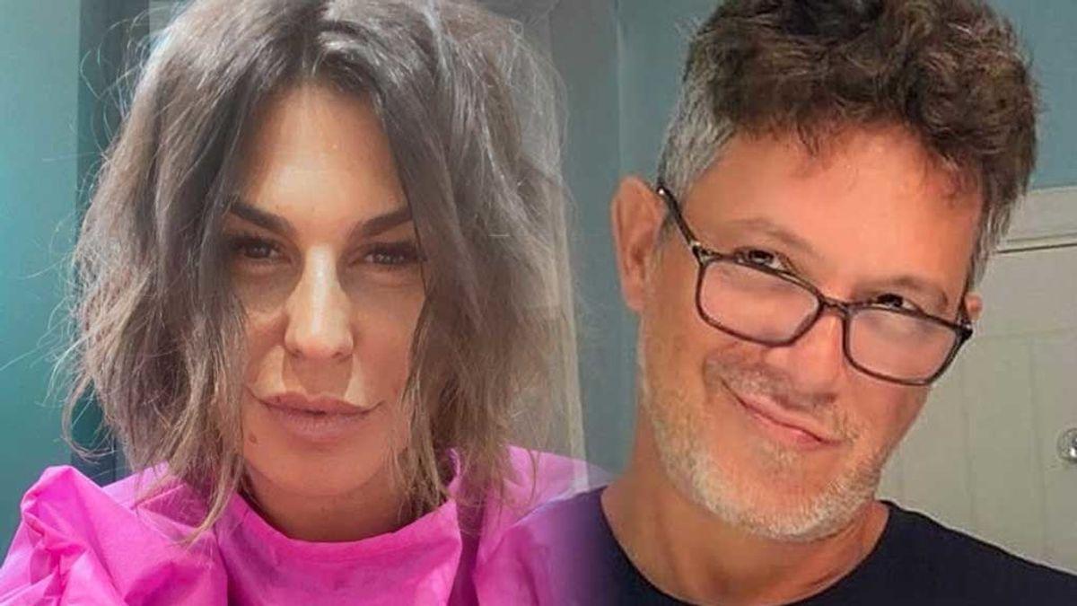 """Raquel Perera defiende su familia con Alejandro Sanz y rescata un posado juntos: """"Las cosas claras"""""""