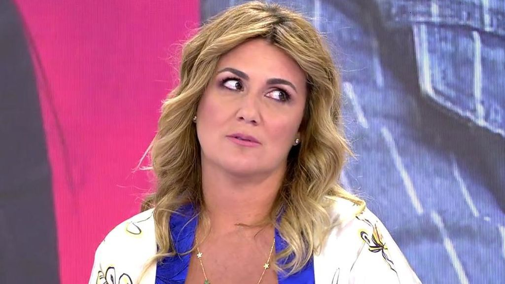 Carlota Corredera no da crédito: ¡la sorprendente información sobre los papeles de adopción de Isa Pantoja!