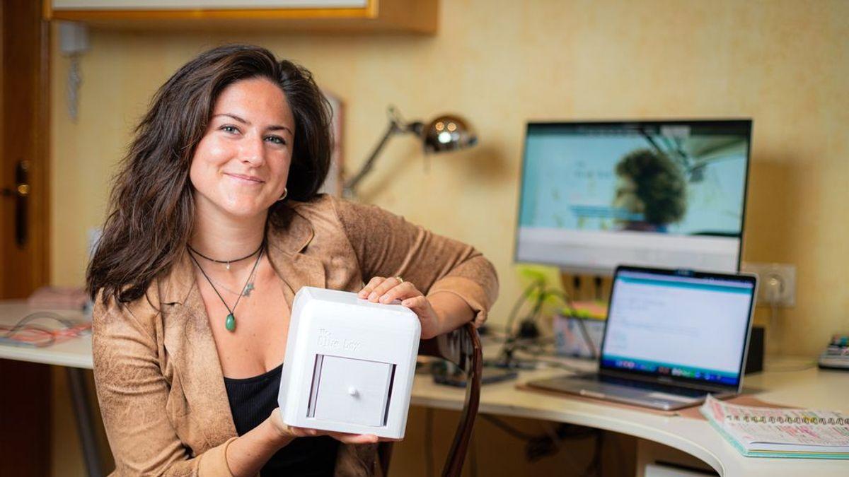 """Judit Giró, inventora de un detector de cáncer de mama a través de la orina: """"Si un perro puede hacerlo, la ingeniería, también"""""""
