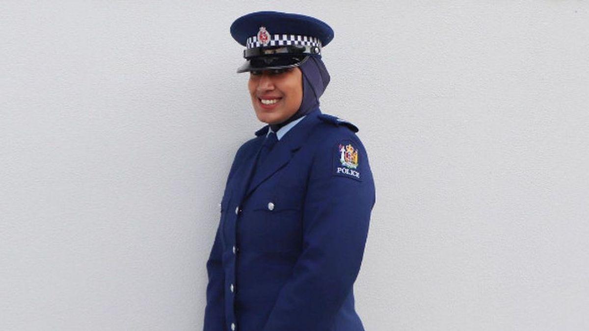 La Policía de Nueva Zelanda incorpora el hijab como parte de su uniforme oficial
