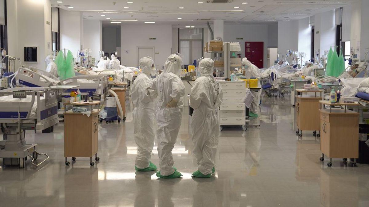 España suma 16.233 casos de coronavirus y 252 muertos
