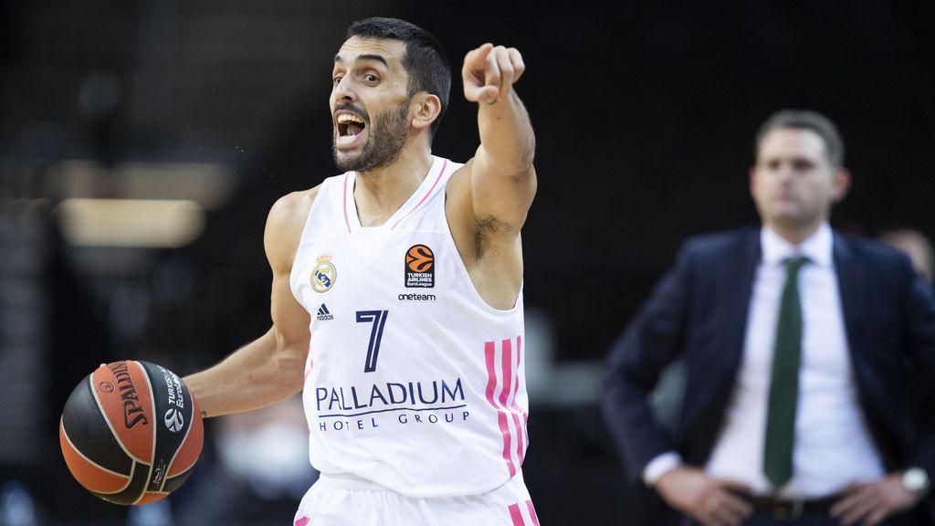 Facundo Campazzo jugará esta temporada en la NBA.