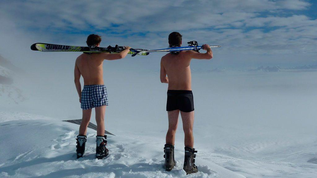 Cómo evitar el frío esquiando