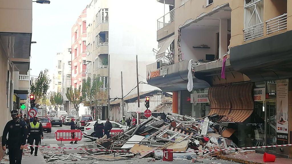 Explosión Torrevieja