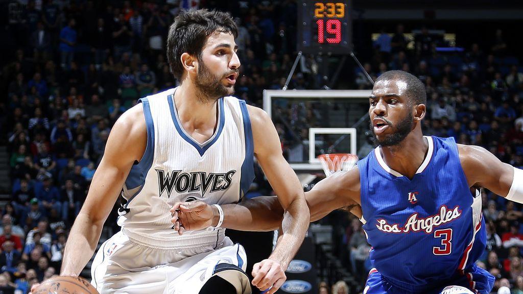 Ricky Rubio vuelve a los Timberwolves en una noche frenética en la NBA tras el draft
