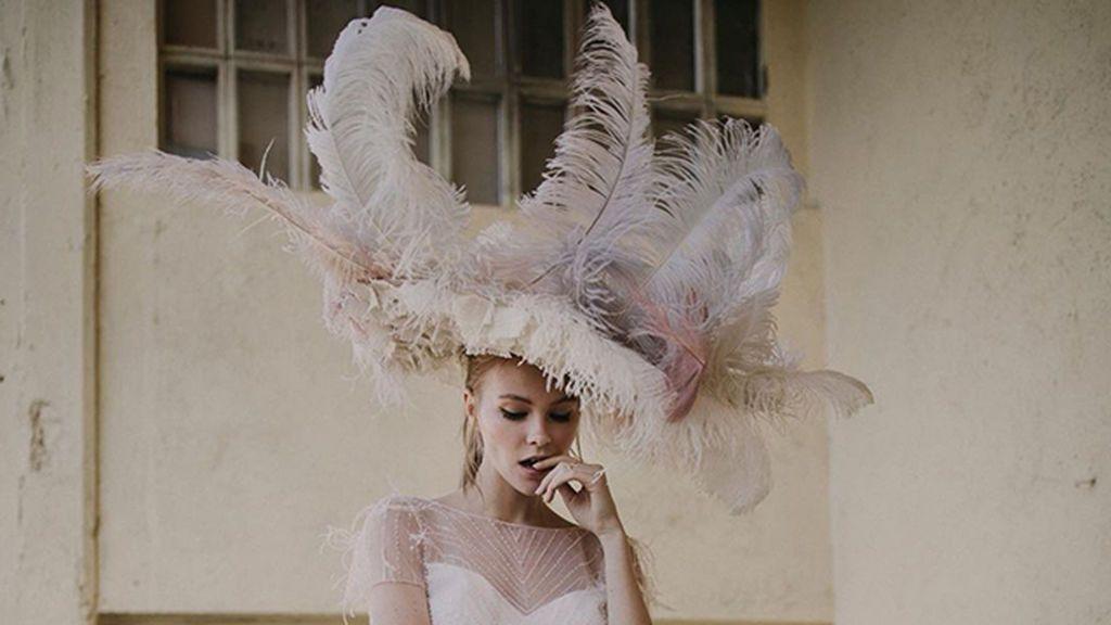 Estas son las tendencias en complementos para las novias que celebren su boda este otoño