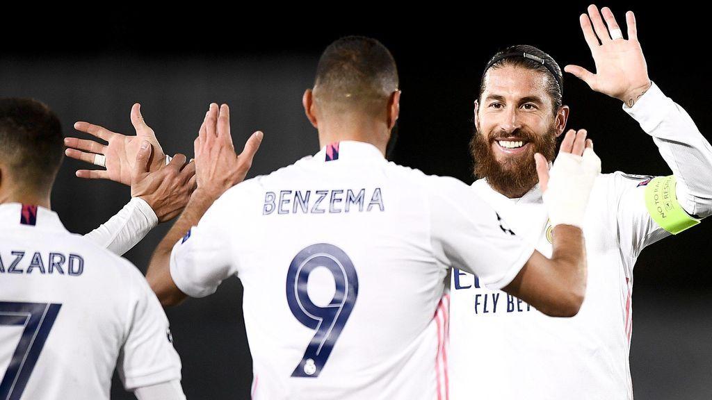 Sergio Ramos será el que más cobre en el Real Madrid.