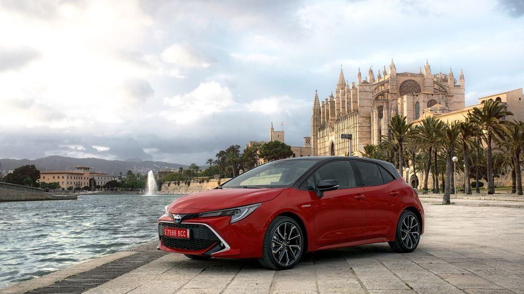 Perfil del Toyota Corolla