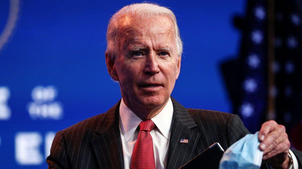 """Biden: """"No voy a cerrar la economía, punto. Voy a cerrar el virus"""""""