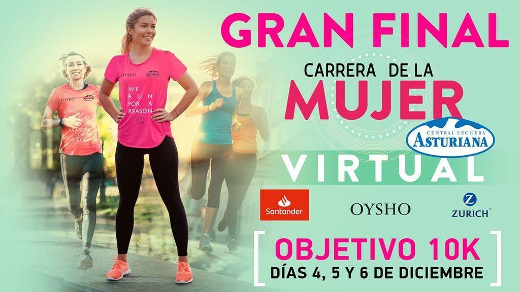 Gran final Carrera de la Mujer Central Lechera Asturiana