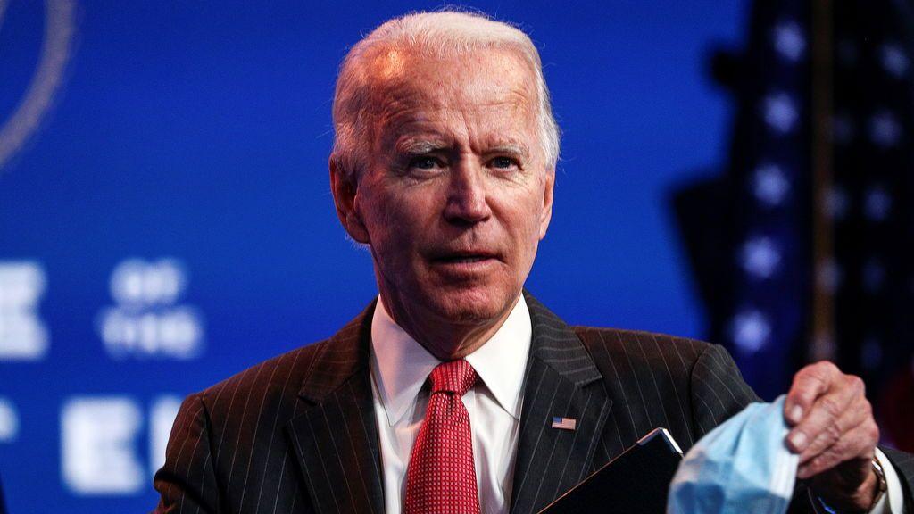 """Biden vaticina un """"invierno oscuro"""" para EEUU pero descarta un """"cierre nacional"""" para frenar al coronavirus"""