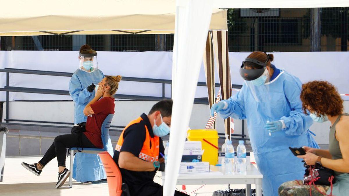 Sanidad incluye 328 muertos y 15.156 contagios de coronavirus
