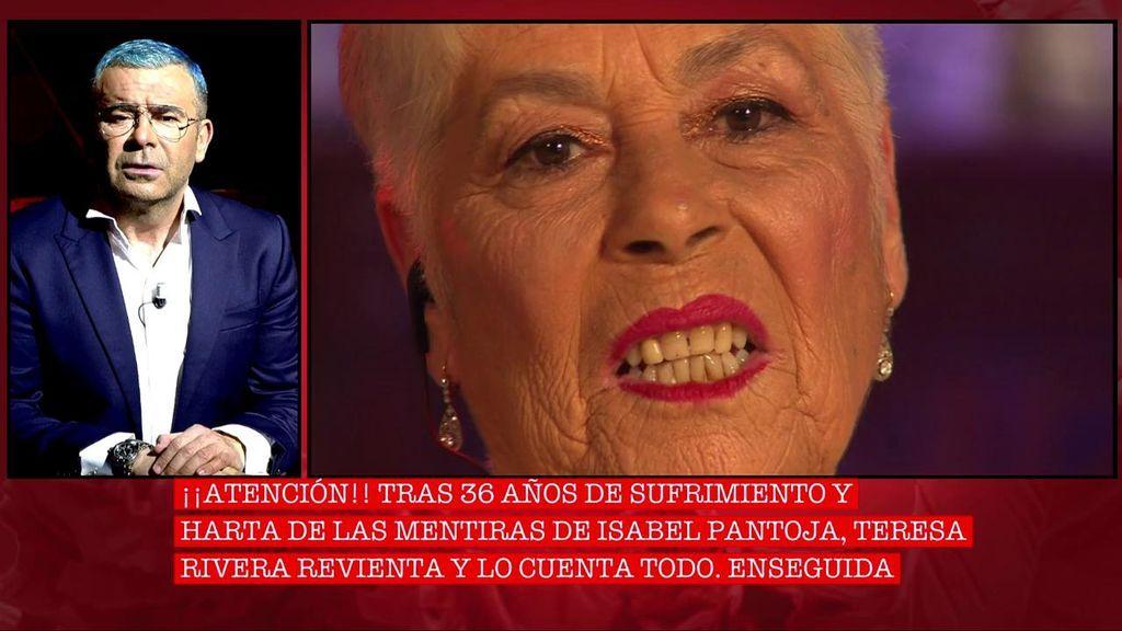 El verdadero motivo de la enemistad entre Teresa Rivera e Isabel Pantoja
