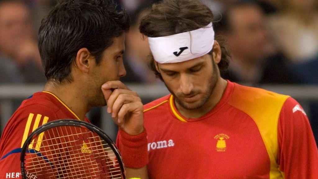 Guerra de Feliciano López y Fernando Verdasco contra la Federación de Tenis de Madrid