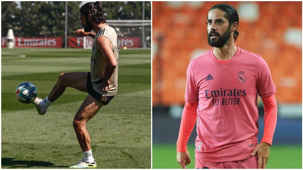 Isco Alarcón no quiere salir del Madrid en enero.