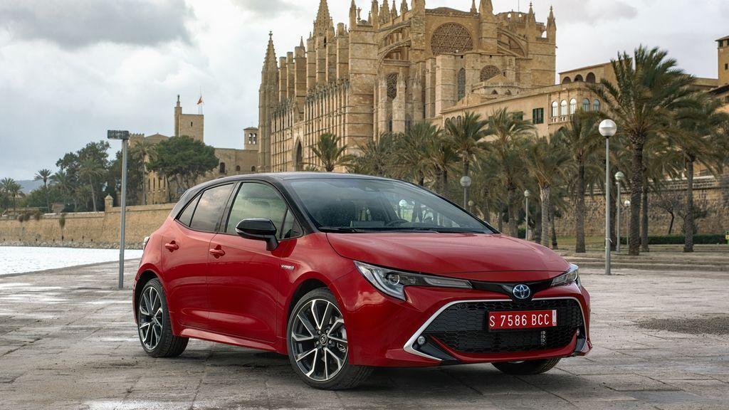 Toyota Corolla, por 20.590 € financiando, el híbrido más asequible de su segmento