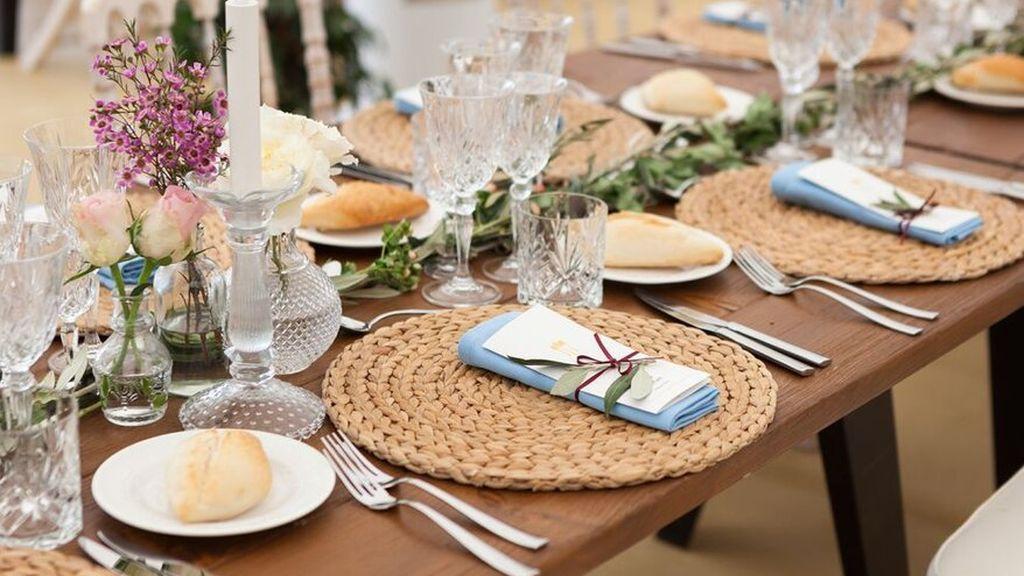¿Qué menú escoger si hay personas intolerantes a algunos alimentos en tu boda? 6 ideas con las que triunfar con todo el mundo.