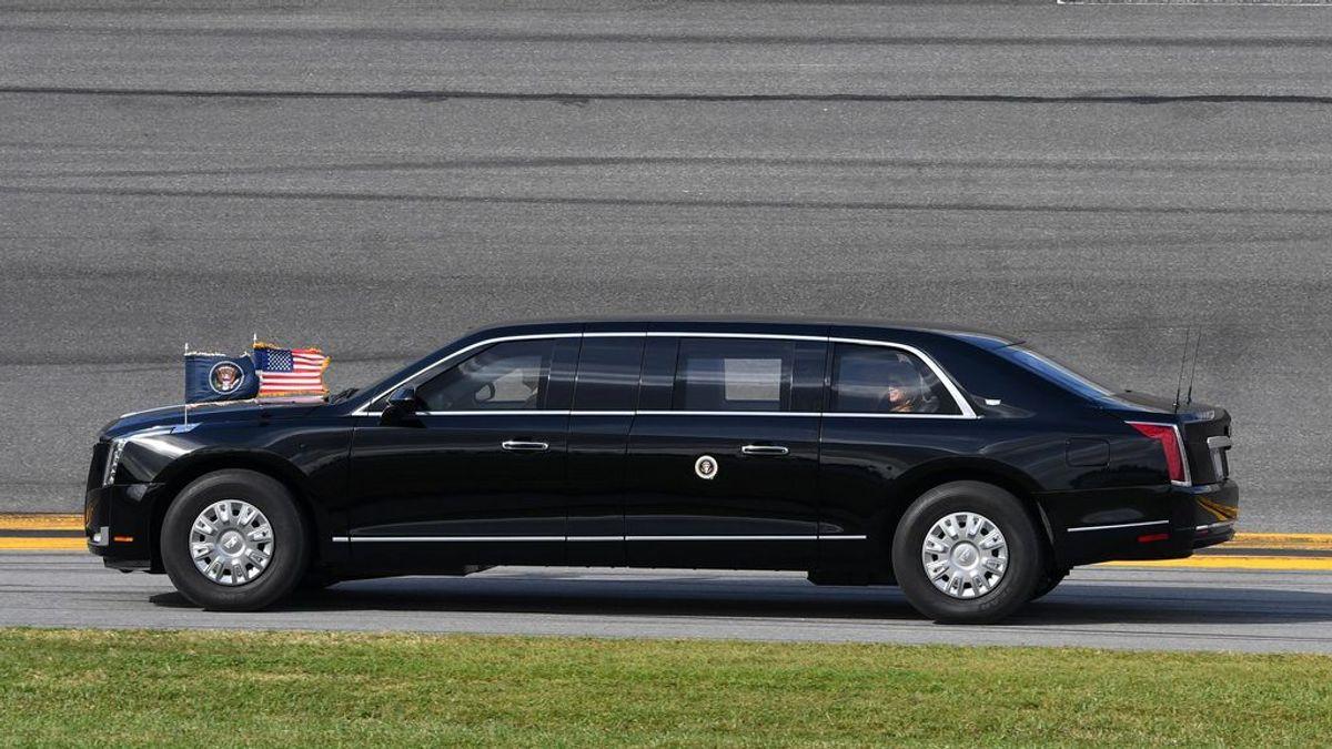 El Cadillac One: ¿la limusina presidencial que utilizará Joe Biden?