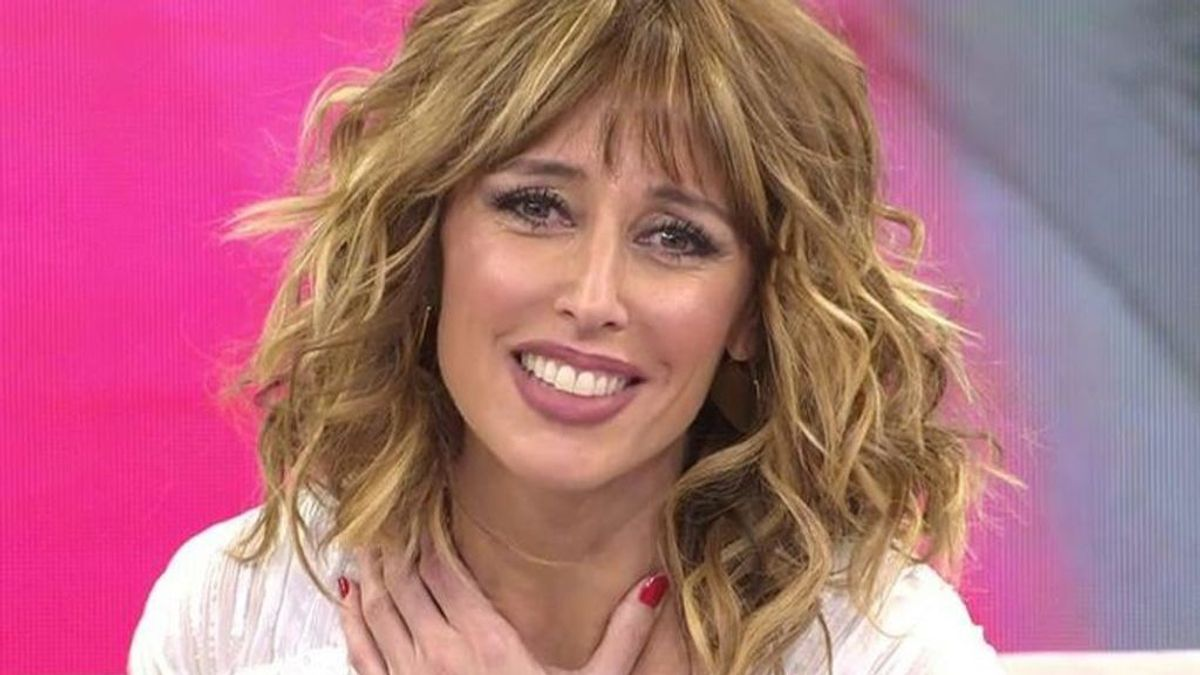 Emma García deja temporalmente 'Viva la vida' tras dar positivo en coronavirus