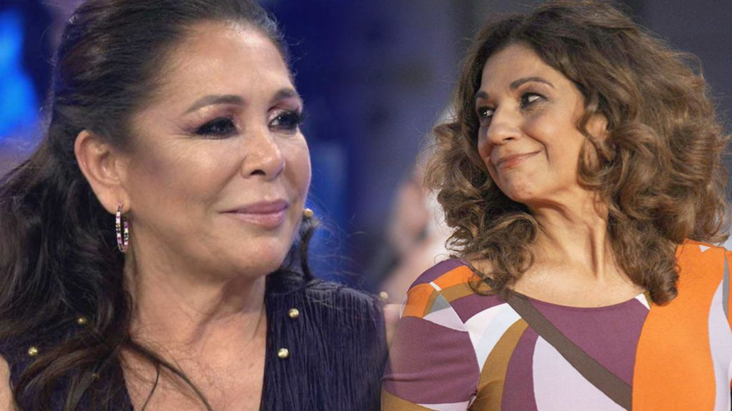 Isabel Pantoja y Lolita Flores