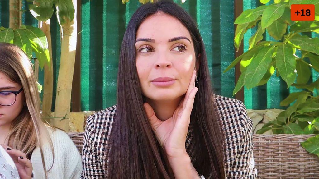 María Hernández se retoca la cara para solucionar un problema de salud (2/2)