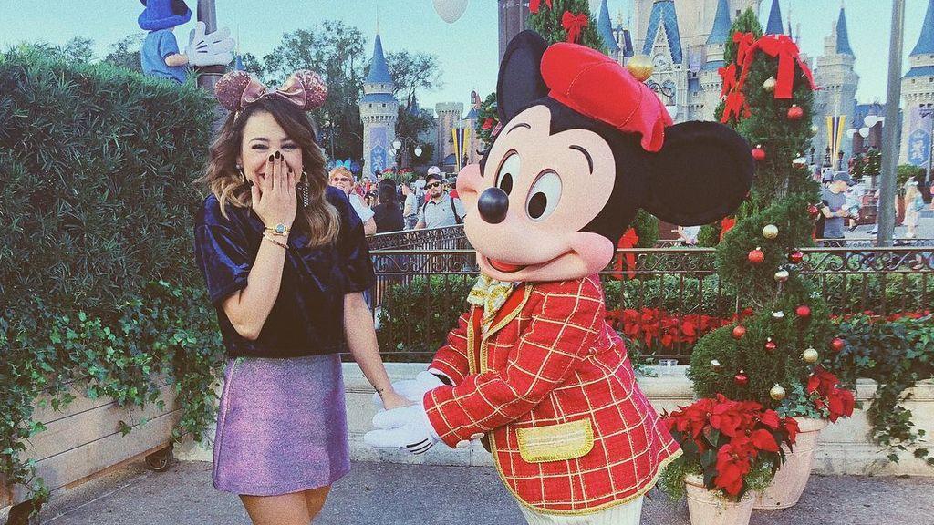 Danna Paola y su época dentro de Disney y Pixar