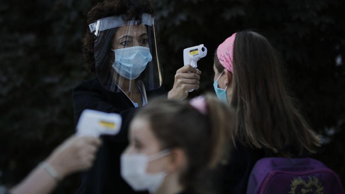 Las cuatro razones por las que los colegios están sorteando con éxito la pandemia