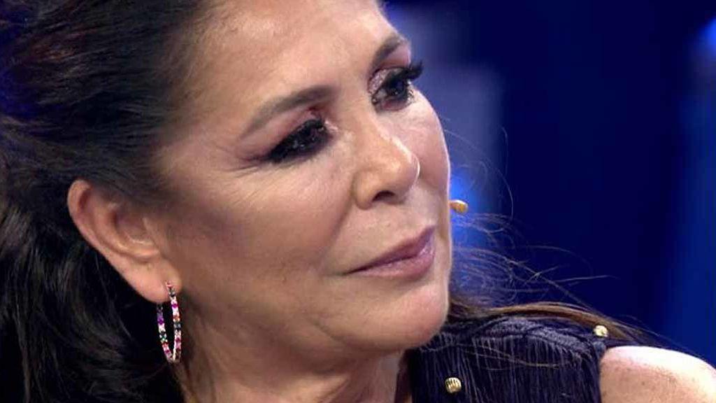 Isabel Pantoja se habría gastado su primer sueldo de Idol Kids en 35 pares de zapatos, 10.000 euros en vaqueros y 35.000 en joyas