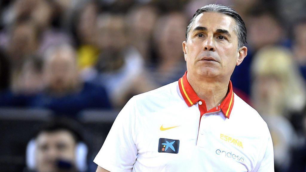 Scariolo cita a 16 jugadores para los partidos contra Israel y Rumanía