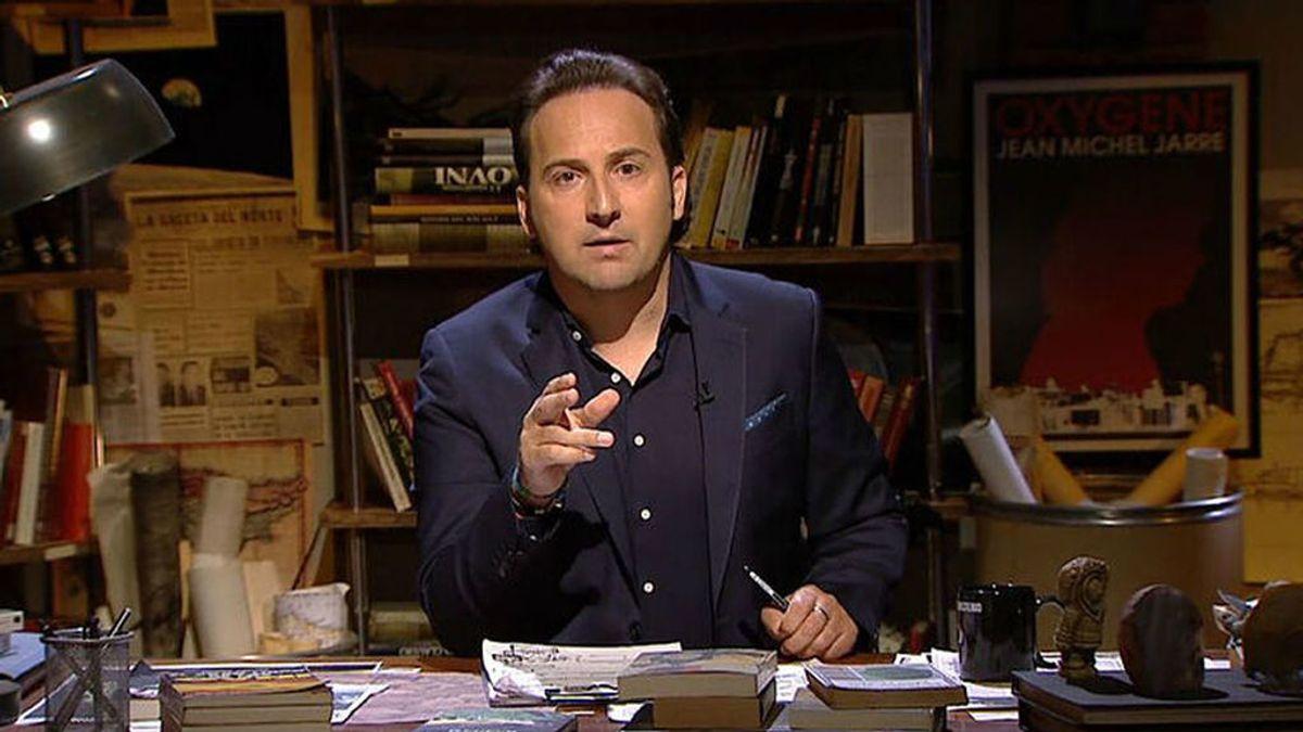 'El caso Alcàsser' y otros crímenes mediáticos analizados por Iker Jiménez en 'Cuarto Milenio'