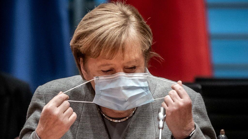 La canciller Merkel cumple 15 años con un rebrote de popularidad por su gestión del coronavirus