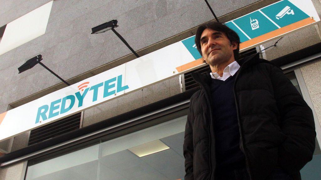El director técnico de Redytel IoT, Óscar Cela, en sus oficinas en Ponferrada