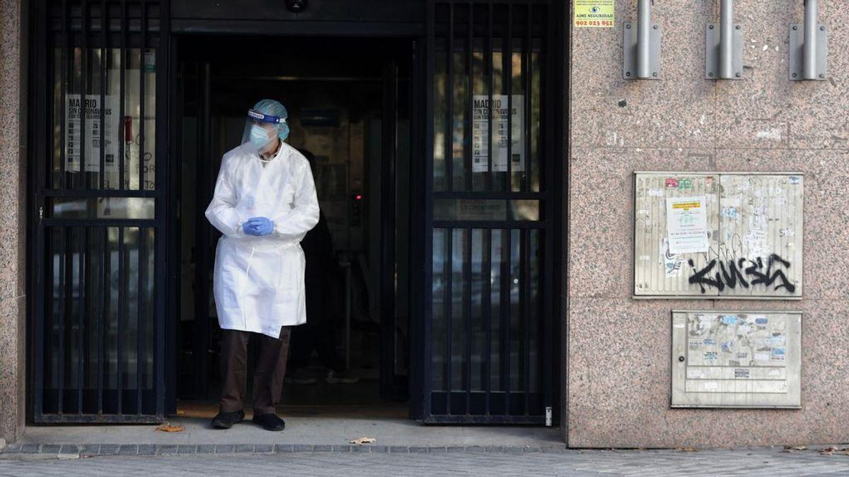 Madrid tiene la incidencia acumulada más baja de la Península
