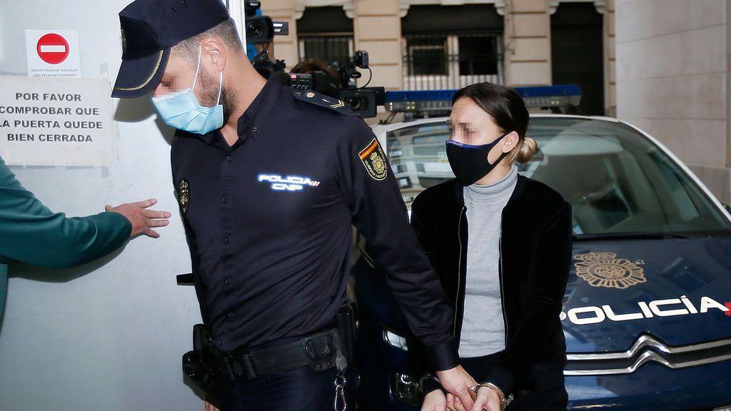 """La acusada de matar al hijo de su pareja en Elda : """"Ni yo misma sé lo que pasó, estoy arrepentida de mentir"""""""