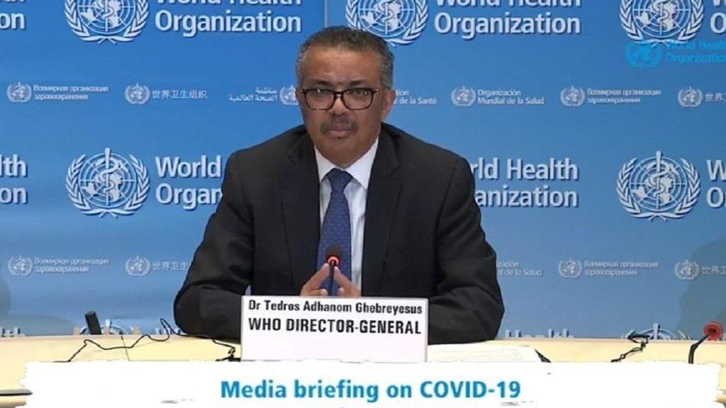 La OMS advierte: en 4 semanas ha habido más casos que en los 6 primeros meses de pandemia