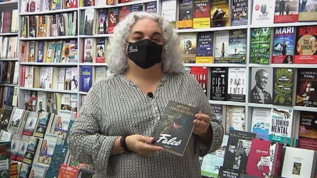 Los libreros recomiendan grandes historias: 'Falcó'