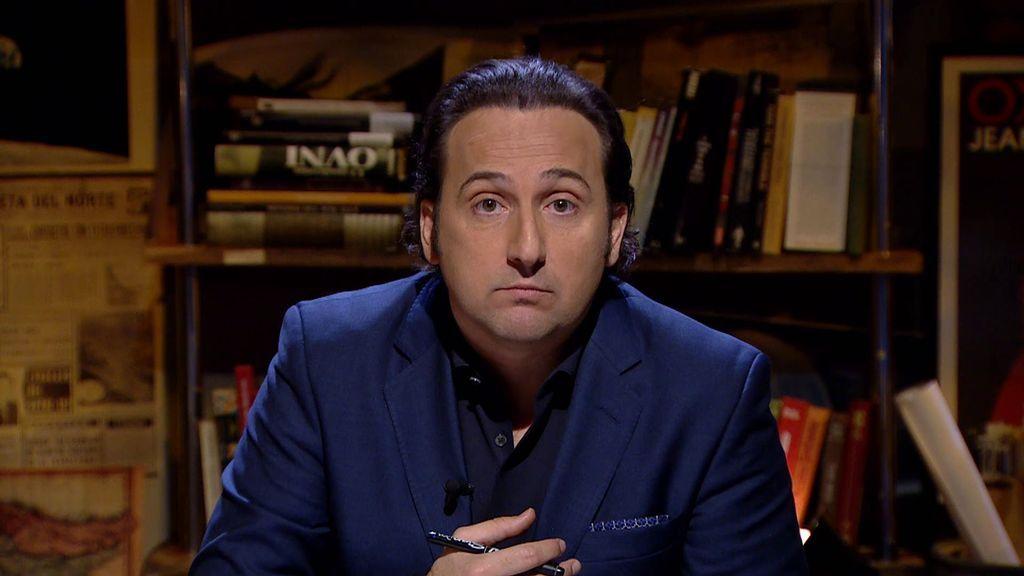 """Iker Jiménez contesta a los que le acusan de """"remover"""" el caso Alcàsser"""