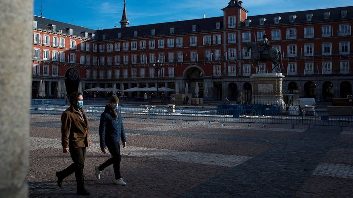 Bajan las hospitalizaciones en Madrid pero suben las muertes y los contagios diarios hasta 1.785