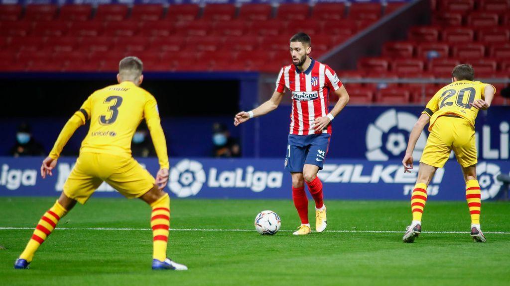 El Atlético de Madrid gana el partido al Barça tras un error de Ter Stegen (1-0)