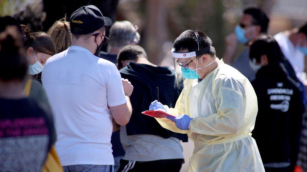 Un español miente a los rastreadores de coronavirus y provoca un confinamiento estricto en Australia