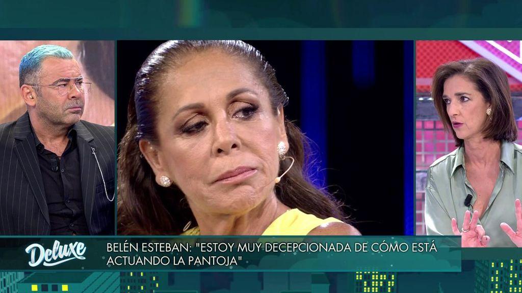 Jorge Javier Vázquez cuenta lo que la Pantoja le dijo sobre la herencia.