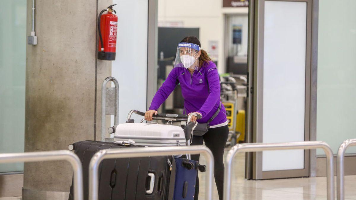 Entra en vigor la obligación de presentar una PCR negativa para entrar en España en barco o en avión