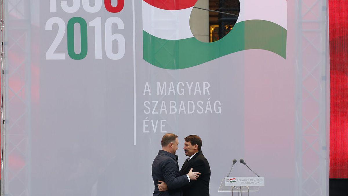 Viktor Orbán y Andrej Duda frenan el plan de recuperación de Europa por el coronavirus